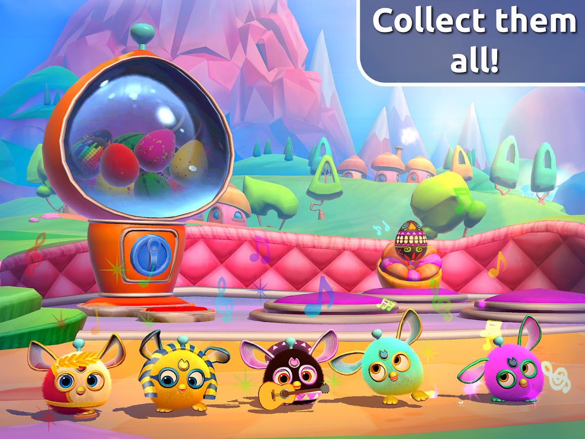 Furby Connect World  Android Apps On Google Play