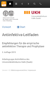 Antiinfektiva-Leitfaden screenshot 0