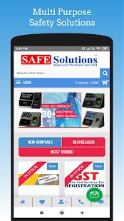 Safe Solutions - náhled