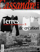 Photo: © Olivier Perrot Couverture Cassandre 53 http://www.horschamp.org