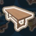 魔法アカデミーのテーブル