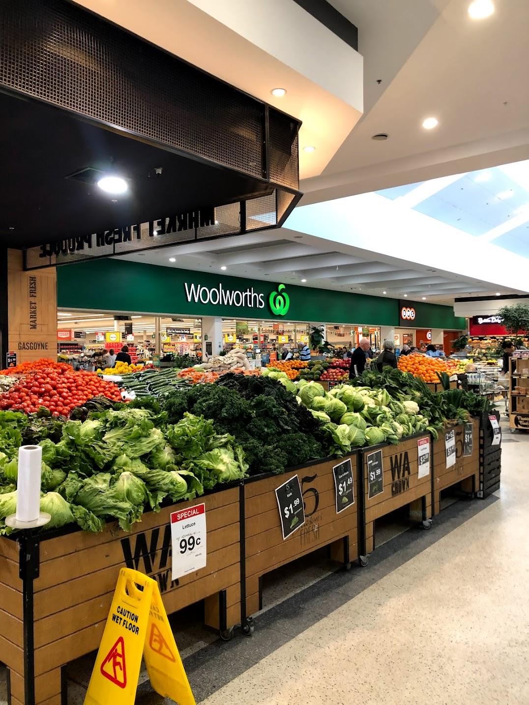 パーススーパーマーケット