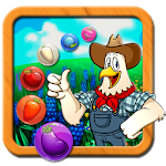 Bubble Shooter Farm Pop