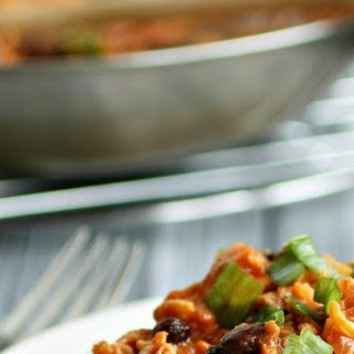 Easy Pulled Chicken Chili