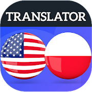 English Polish Translator - Voice Text Translator