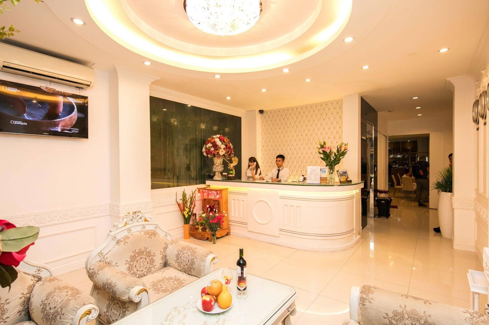 The White Luxury