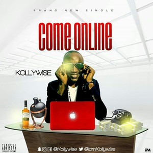 "Cover Art for song Jimasun ""Come Online"""