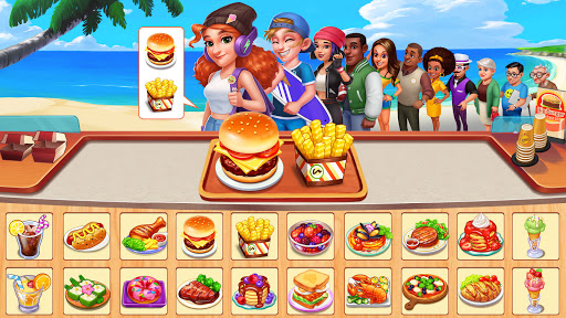 Cooking Frenzyu2122: A Crazy Chef in Cooking Games filehippodl screenshot 1