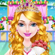 Real Princess: Wedding Makeup Salon Games