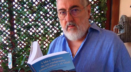 Juan Martínez, un embajador literario de Gádor