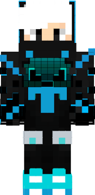 My Skin Copyright by Ghaster BOY MC