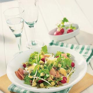 Bunter Fitness-Salat