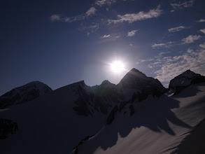 Photo: Unclimbed peaks in Kyrgyzstan