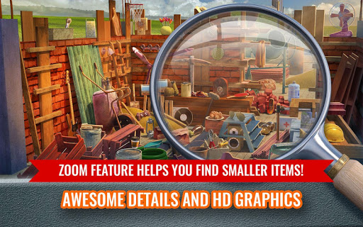 Hidden Objects Construction Game Shopping Mall screenshots 2
