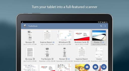 TurboScan: scan documents & receipts in PDF 1.5.1 screenshots 13