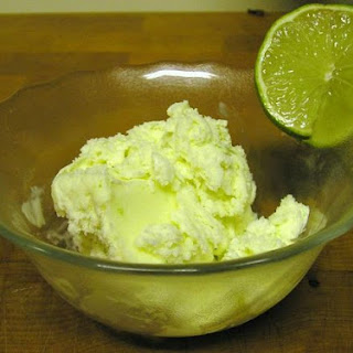 Jalapeno & Lime Ice Cream