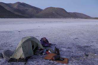 Photo: Salar Trek, salar de Coipasa, Bolivia 2013