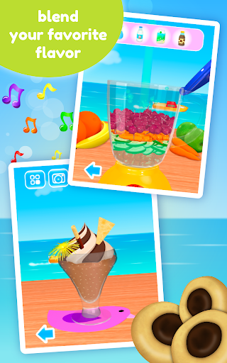 Smoothie Maker - Cooking Games apkpoly screenshots 10