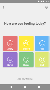 Download Feels App - daily mood journal & pixel grid For PC Windows and Mac apk screenshot 1