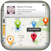 Friend Family Locator
