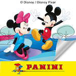 Panini Stickers Disney Friends Icon