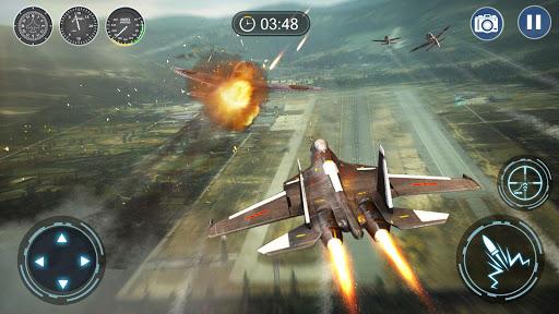 Skyward War - Mobile Thunder Aircraft Battle Games 1.1.4 screenshots 2