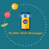 Wish Messages 50,000+