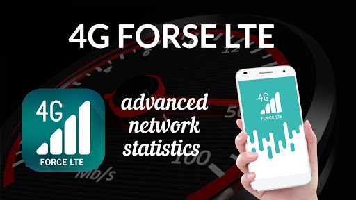 Force LTE Only - 4G Network Software for VoLTE app (apk) free