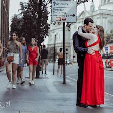 Wedding photographer César Cruz (cesarcruz). Photo of 14.09.2018