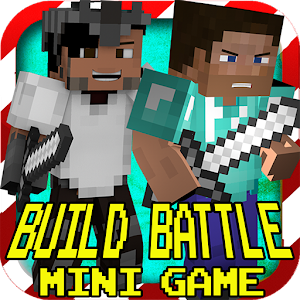 MC BUILD BATTLE FOR MINECRAFT