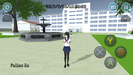High School Simulator 2017 Apk 1