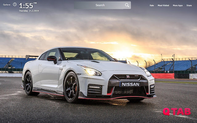 Nissan Gtr Wallpapers Theme Cars New Tab