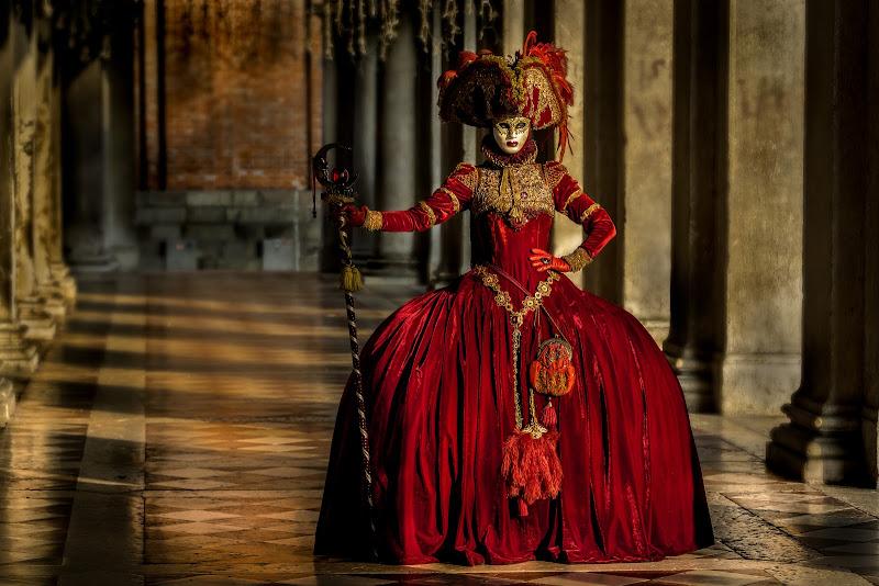 La dama rossa di aliscaforotto