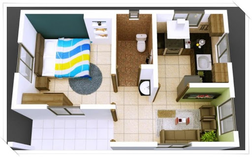 Download 3d Small House Layout Design For Pc