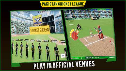 Pakistan Cricket League 2020: Play live Cricket 1.5.2 screenshots 8