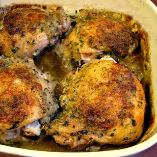 Ranch Chicken Thighs