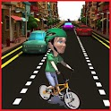 Endless Highway BMX Bike Run icon