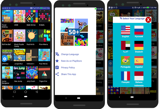 50+ Games 6.40 screenshots 4