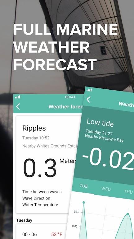 Download Embark - Marine Charts  GPS navigation for Boating APK