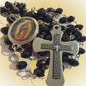 Holy Rosary in Spanish with audio offline icon