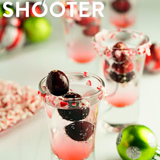 Candy Cane Shooters Recipe