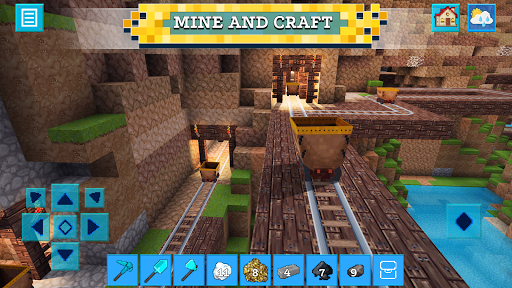 RealmCraft with Skins Export to Minecraft - screenshot