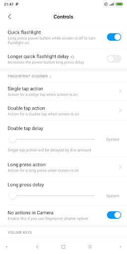CustoMIUIzer App Report on Mobile Action - App Store Optimization