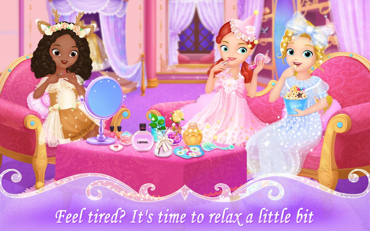 Princess Libby: Pajama Party- screenshot
