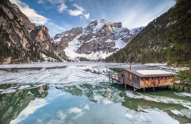 Braies attraction di Marco Tagliarino