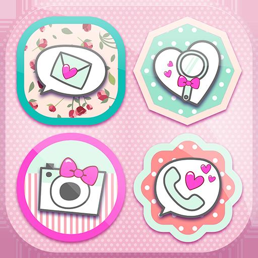 Cute Icon Changer App