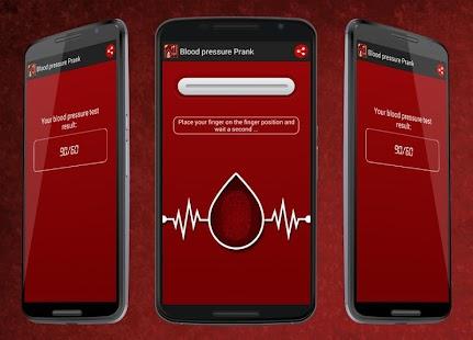 Check Blood Pressure Prank- screenshot thumbnail