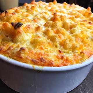 6 Cheese Mac & Cheese.