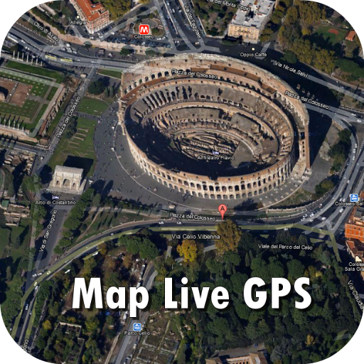Navigator Map Live GPS