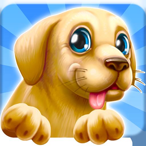 Pet Run - Puppy Dog Game (game)